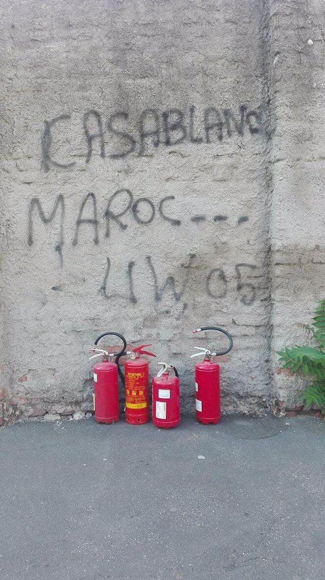 Expat extinguishers family