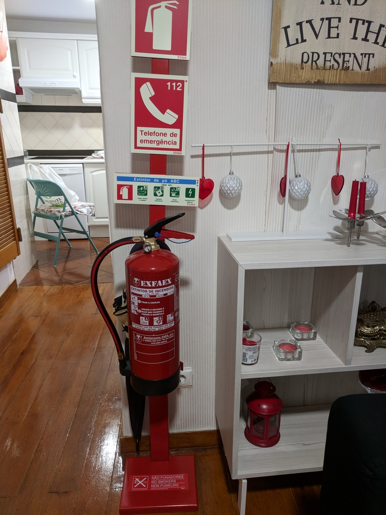 home fire extinguishers, airbnb safety, fire extinguisher house, airbnb fire safety